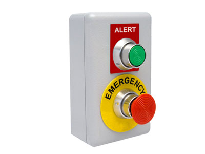 Netwok Emergency Manual Call Point (IP Based)