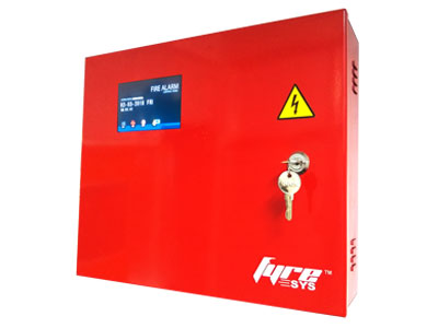 Wireless fire alarm system products pinetree wireless addressable fire alarm panel solutioingenieria Image collections